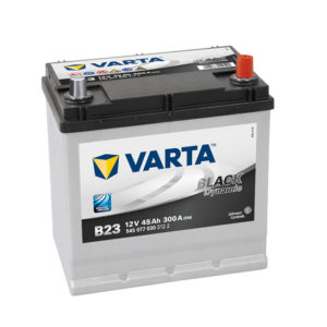 batteria varta 12v 45 ah B23