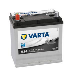 batteria varta 12v 45 ah B24