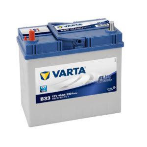 varta blue dynamic B33 12V 45 AH
