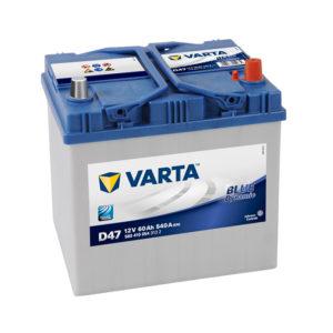 varta blue dynamic D47 12V 60 AH