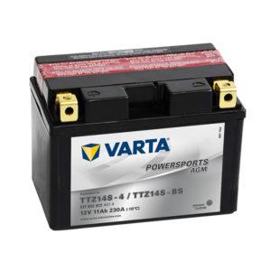 Varta Agm TTZ14S-BS (TTZ14S-4) 511902023