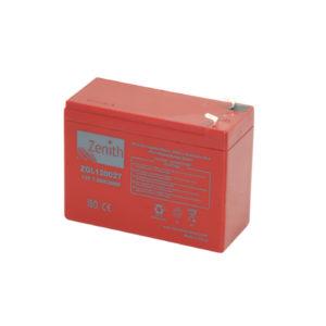 batteria AGM 12V 7,2ah