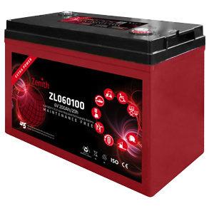 batteria 6v 200ah