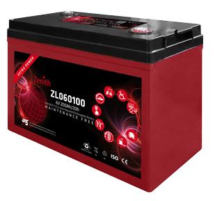 batteria 6v 200ah ZL060100 6V 200AH