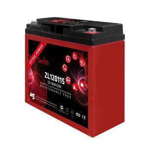 batteria 12V 18ah ZL120115 12V 18AH