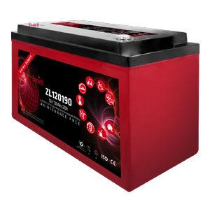 batteria agm 12v 130ah ZL120190 12V 115AH