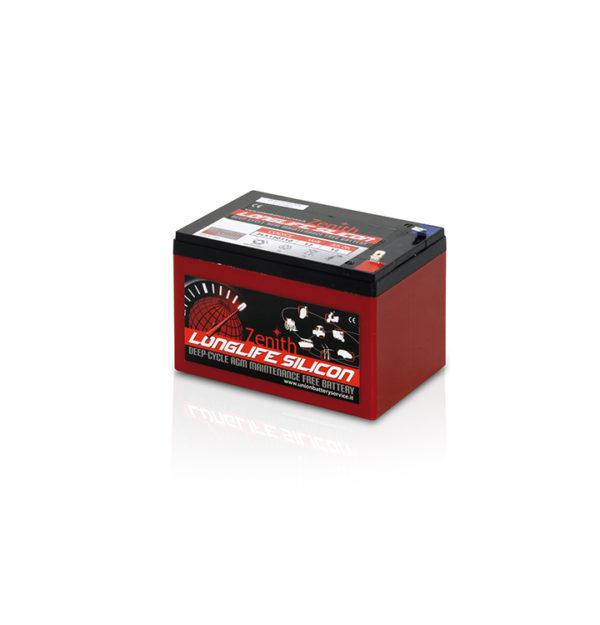 Batterie sigillate AGM DEEPCYCLE al Silicone ZLS120110 12V 16AH