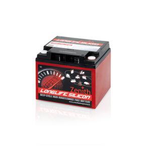 Batterie sigillate AGM DEEP CYCLE al Silicone ZLS120150 12V 45AH