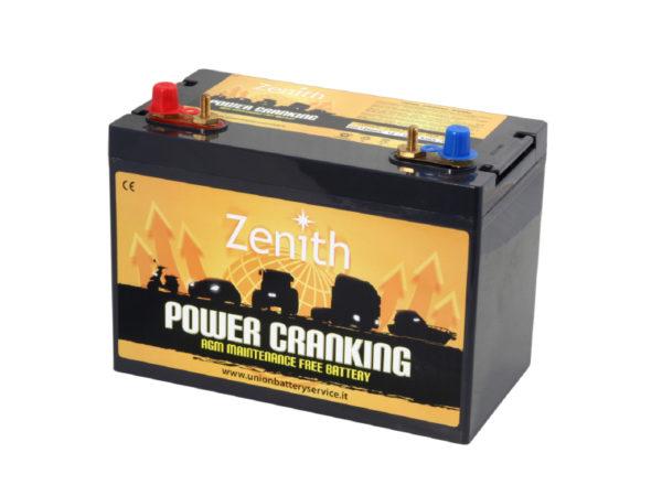 batteria 12v 100 ah agm zpc120065