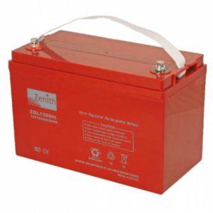 batteria AGM 12v 120ah