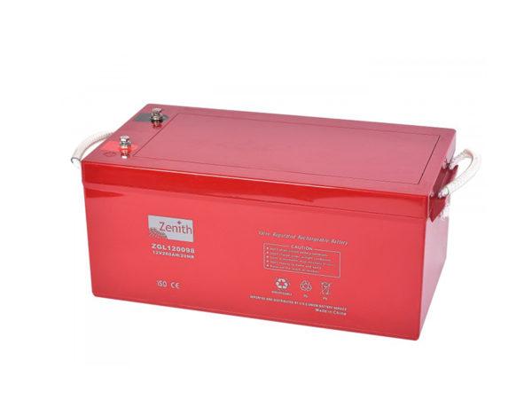 batteria AGM 12v 260ah