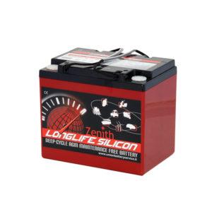 Batterie per pulizie industriali AGM