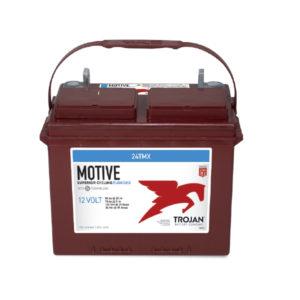 Trojan 24TMX 12V 85 Ah batteria trojan 24TMX