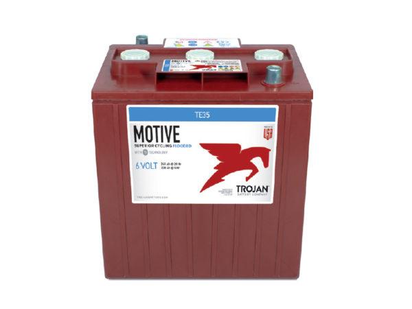 Batterie Trojan te35