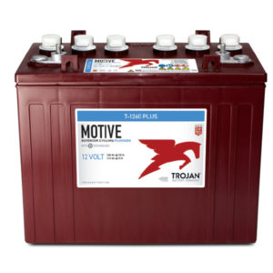 Trojan T1260 12V 140 Ah Batterie Trojan t1260