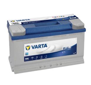 varta blue dynamic efb N95 12V95AH