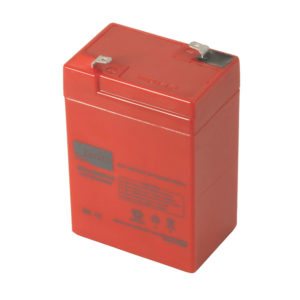 Batterie sigillate AGM ZGL060016 6V 5AH