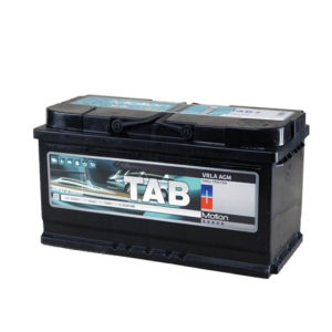Batterie Tab Motion Deep Cycle sigillate AGM