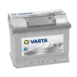 Varta Silver Dynamic D15 12V 63AH 563400061