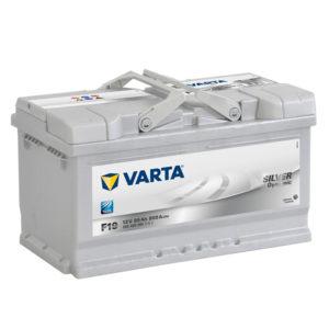 Varta Silver Dynamic F19 12V 85AH 585400080