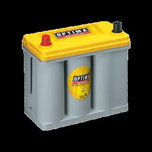 Optima Yellow Top YT S 2.7 batteria realizzata con tecnologia AGM a spirale per alte prestazioni a lunga durata