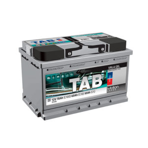 Batterie Tab Motion Deep Cycle sigillate GEL