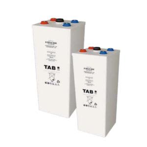 batterie al gel OPZV