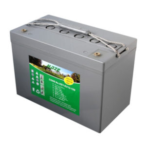 batteria al gel deep cycle 12v 105ah
