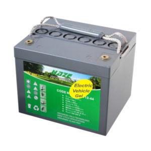 batteria al gel deep cycle 12v 45 ah