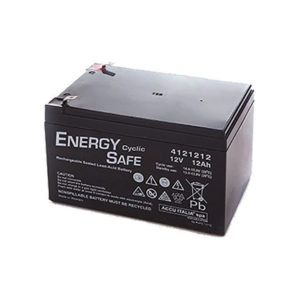 Batterie sigillate AGM Energy Safe 12V 12ah Cyclic