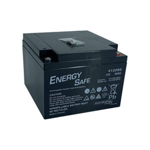 Batterie sigillate AGM Energy Safe 12V 26ah