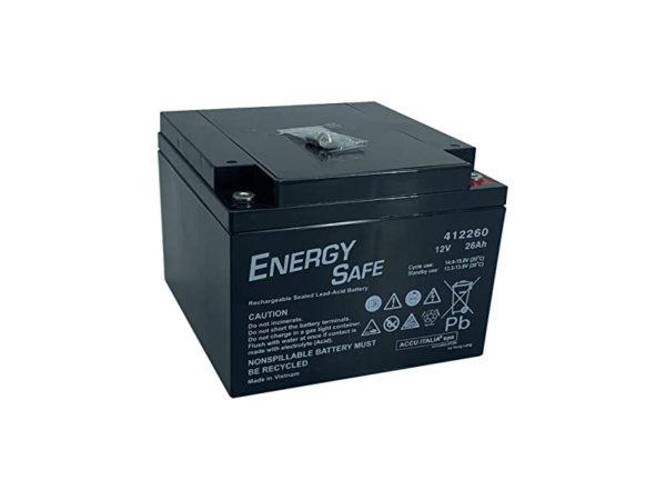 Batterie sigillate AGM Energy Safe 12V 26ah