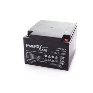 Batterie sigillate AGM Energy Safe 12V 26ah Cyclic