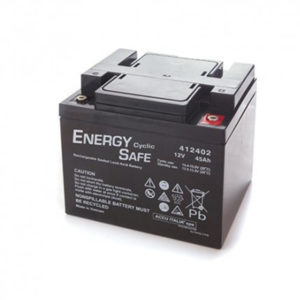 Batterie sigillate AGM Energy Safe 12V 45ah Cyclic