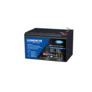Batterie sigillate AGM Luminor LGB12-12 12V 12Ah