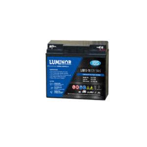 Batterie sigillate AGM Luminor LGB12-12 12V 18Ah
