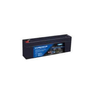 Batterie sigillate AGM Luminor LGB12-2.2 12V 2,2Ah
