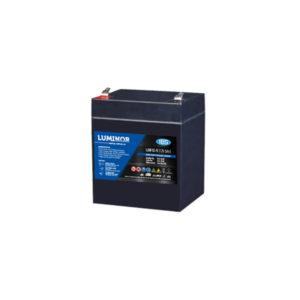 Batterie sigillate AGM Luminor LGB12-5 12V 5Ah