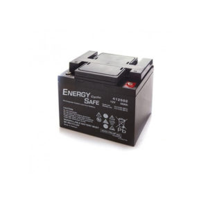 Batterie sigillate AGM Energy Safe 12V 50ah Cyclic