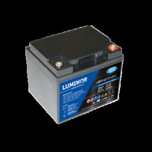 Batterie sigillate AGM Luminor LGB12-40 12V 40Ah