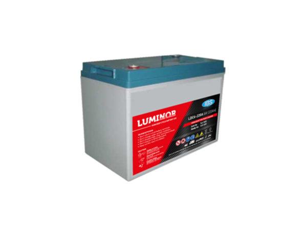 batterie sigillate AGM DEEP-CYCLE LDC6-220 6V 238AH