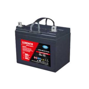 batterie sigillate AGM DEEP-CYCLE LDC12-35 12V 35AH