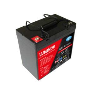 batterie sigillate AGM DEEP-CYCLE LDC12-55 12V 55AH