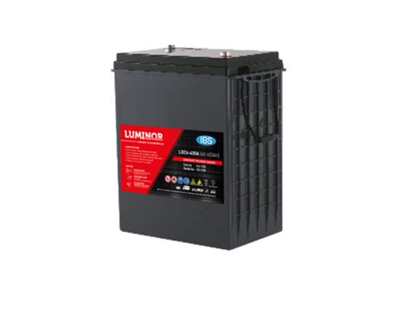 batterie sigillate AGM DEEP-CYCLE LDC6-400 6V 424AH