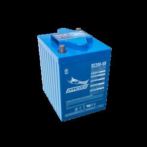 Batterie AGM Deep Cycle Full River DC200-6B 6V 200AH