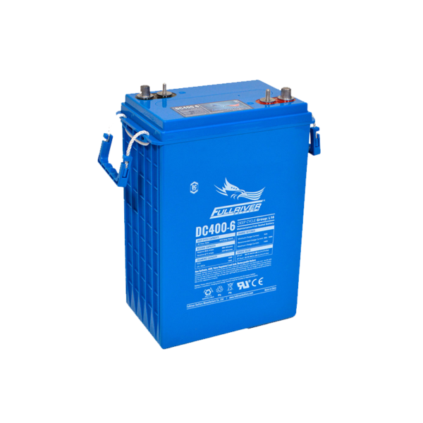 Batterie AGM Deep Cycle Full River DC400-6 6V 400AH