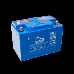 Batterie AGM Deep Cycle Full River DC60-12 12V 60AH