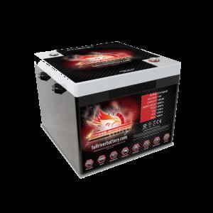 Batterie AGM ad alto spunto Full River FT1150-6T 12V 120AH