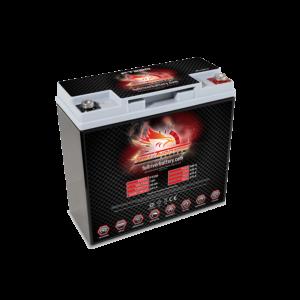 Batterie AGM ad alto spunto Full River FT230 12V 20AH