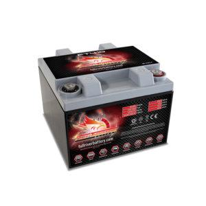 Batterie AGM ad alto spunto Full River FT410 12V 28AH